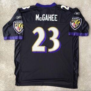 Reebok Ravens Willis McGahee No. 23 Jersey